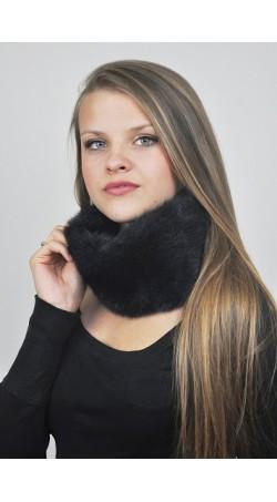 Possum fur headband