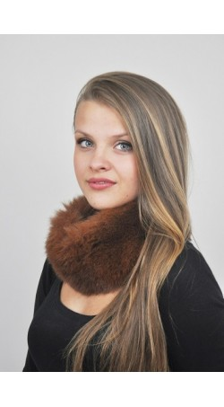 Possum fur headband