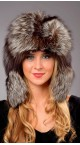 Fox fur hats (20)