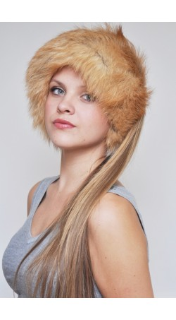Golden fox headband
